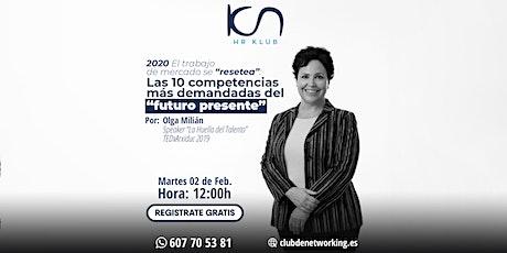 """KCN Recursos Humanos: """"2020, El trabajo de mercado se Resetea"""" entradas"""