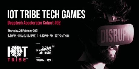 IoT Tribe Tech Games: Deeptech Accelerator #02 tickets