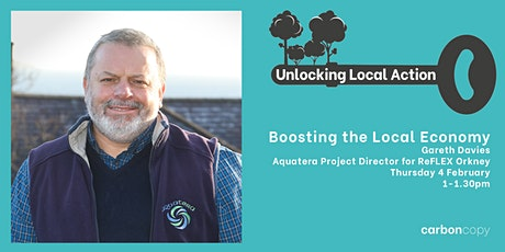 Unlocking Local Action: Boosting the Local Economy tickets