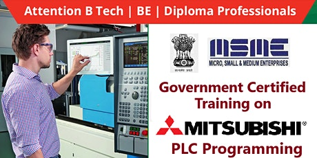 Mitsubishi PLC Programming tickets