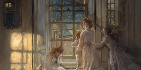 Guided online tour of Reflections: The light and life of John Henry Lorimer tickets