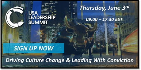 USA Leadership Summit tickets
