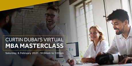 Online MBA   Master Class tickets