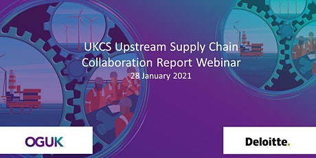 UKCS Supply Chain Collaboration Report 2020 tickets