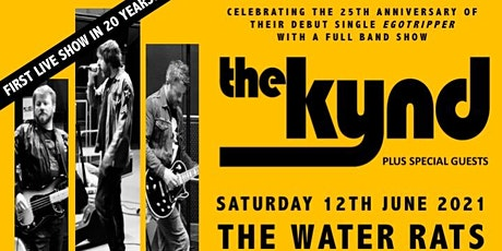 The Kynd: First live show in 20 years tickets