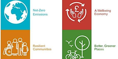 National Planning Framework 4 Community Discussion Workshop tickets