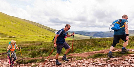 Cransley Hospice challenge discovery evening - Treks and Runs tickets