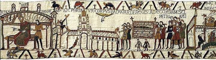 THE REBIRTH OF SAXON LONDON VIRTUAL ARCHAEOLOGY WALK image