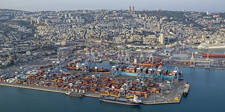 German-Israeli Business Dialogue – Maritime & Industrial Technologies tickets