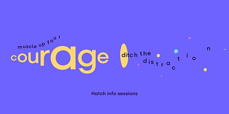 Hatch info session tickets
