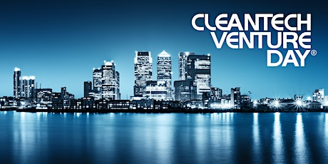 Cleantech Venture Day tickets