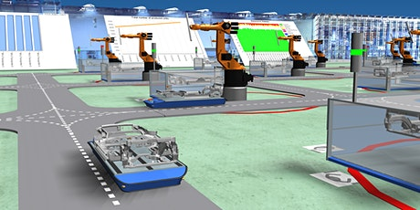 Siemens: Virtual Commissioning using Plant Simulation tickets