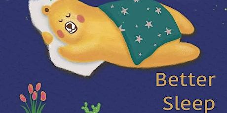 Better Sleep Meditation - Free session to sleep better tickets