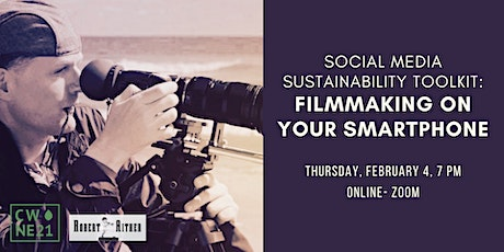 Social Media Sustainability Toolkit: Filmmaking on your Smartphone tickets