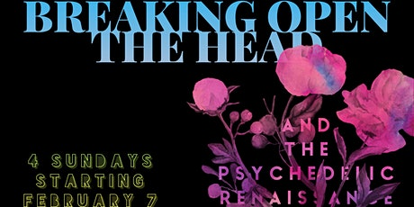 Breaking Open the Head and the Psychedelic Renaissance tickets