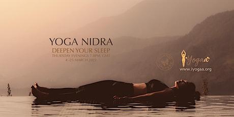 Yoga Nidra - Deepen Your Practice tickets