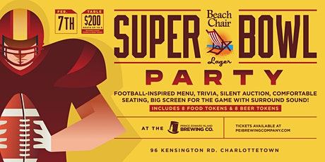 2021 Super Bowl Party at the PEI Brewing Company tickets