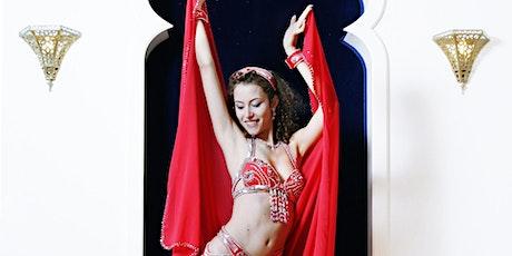 Cours d'essai GRATUIT de danse du ventre en français ! biglietti