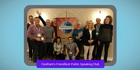 Solent Speakers Toastmasters Meeting tickets
