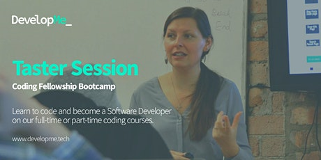 February Coding Bootcamp Taster Evening tickets