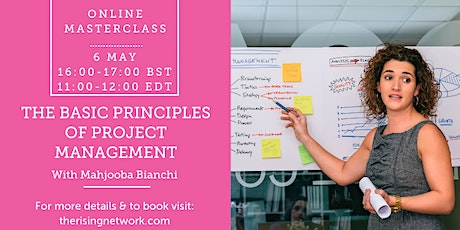 The Basic Principles of Project Management tickets