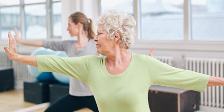 Seated and Standing Pilates, with Gill Hampson tickets