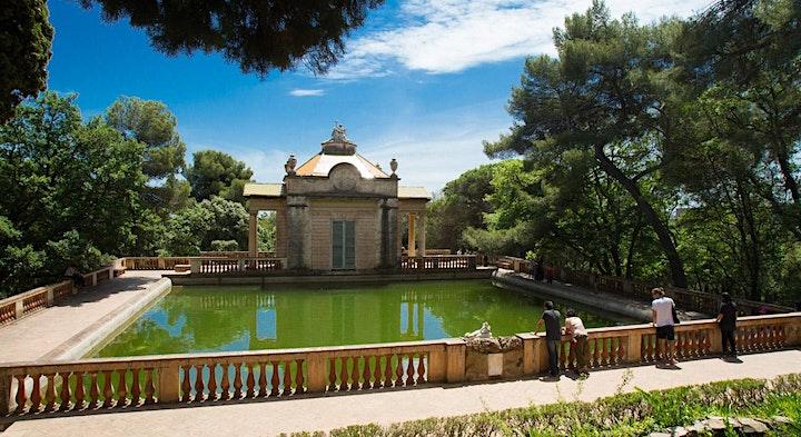Imagen de En busca del Amor en el Laberint d'Horta (Barcelona):