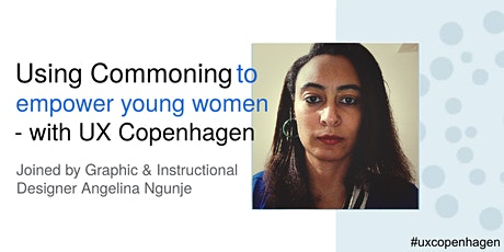 Conversations with UX Copenhagen 9: Angelina Ngunje entradas