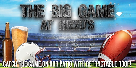 Super Bowl at Rizzo's  - Heated Patio Across From Wrigley Field tickets