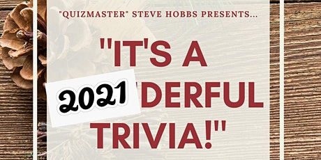 """IT'S A 2021derful TRIVIA!"" - January Variety Trivia night ft. Steve Hobbs tickets"