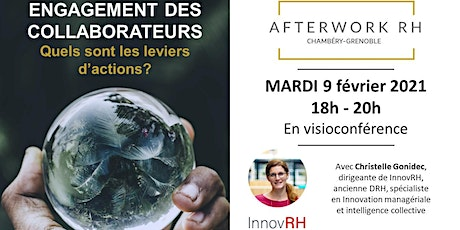 AfterWork RH Chambéry-Grenoble -  Engagement des collaborateurs billets