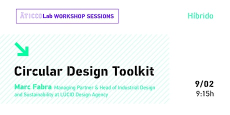 AticcoLab Workshop Sessions | Circular Design Toolkit entradas