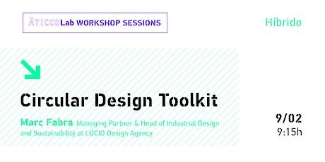 AticcoLab Workshop Sessions | Circular Design Toolkit entradas