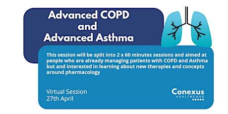 Advanced COPD & Advanced Asthma tickets