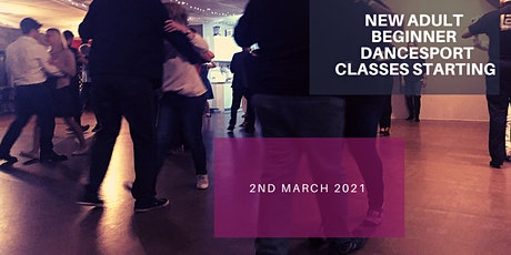New Adult Dancesport Classes starting tickets