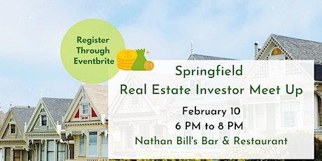 Springfield Real Estate Investor Meet Up tickets