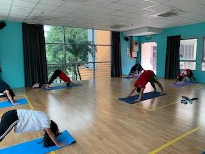 Hatha Yoga for Team Nila (Feb & March @ 2.00pm) image
