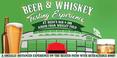 Beer & Whiskey Tasting Experience at Rizzo's Bar & Inn tickets