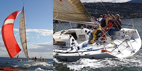 Register to experience keelboat sailing at the Royal Hobart Regatta 2021 tickets