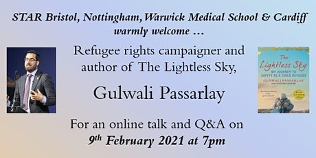 Gulwali Passarlay Talk tickets