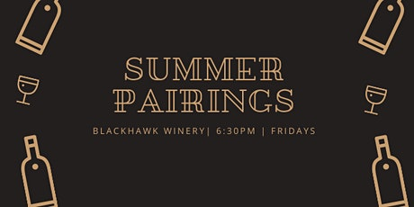 Summer Pairings: Acoustic Catfish tickets