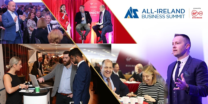 All-Ireland Business Summit 2021 Powered by Virgin Media Business image
