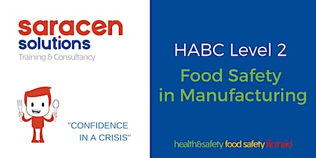Food Safety in Manufacturing Level 2 For Beekeepers tickets