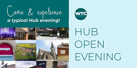 Hub Open Evening - East Sussex, N.Ireland, N.London, Thames Valley & W.Mids tickets