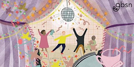 GBSN Zoom Pyjama Party tickets