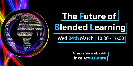 The Future of Blended Learning Conference billets