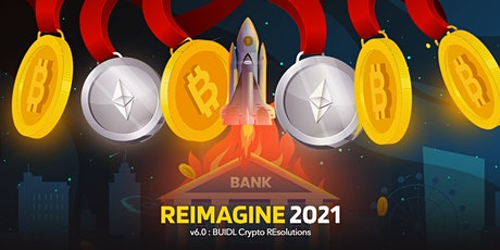 BUIDL Crypto REsolutions-  FREE 72 Hour LIVE Global Blockchain Conference tickets