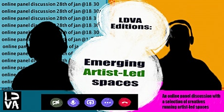 LDVA Editions: Emerging Artist-Led Spaces tickets