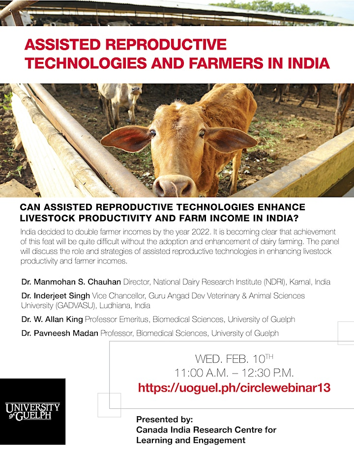 Next gen assisted reproductive technologies, livestock & farmers' income image