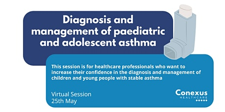 Diagnosis and management of paediatric and adolescent asthma tickets